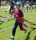 Okresní kolo dorostu - Vizovice 20. května 2007