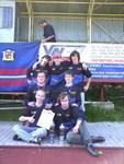 Okresní kolo dorostu - Horní Lideč 25. května 2008