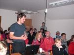 Soustředění - Horní Lideč 8. dubna 2011