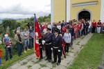Oslavy 75. výročí založení SDH Veselá 23. srpna 2008