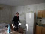 Brigáda malování kuchyně 8. prosince 2012
