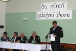 Oslavy 80. výročí založení SDH Veselá 17. srpna 2013