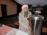 Rozsvícení vánočního stromu 1. prosince 2013