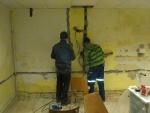 Rekonstrukce kuchyňky 10. prosince 2016