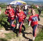 Závod hasičské všestrannosti - Veselá 23. září 2006