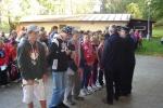 Závod hasičské všestrannosti - Lešná 26. září 2009