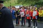 Závod hasičské všestrannosti - Oznice 24. září 2012