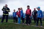 Závod hasičské všestrannosti - Prostřední Bečva 26. září 2015