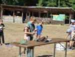 Letní tábor - Hoštejn 5. srpna - 15. srpna 2018