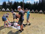 Letní tábor 2021 22. července - 31. července 2021