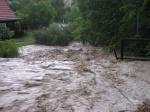 Povodeň v Zašové 2009 24. června 2009
