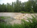 Povodeň Veselá 2010 17. května 2010